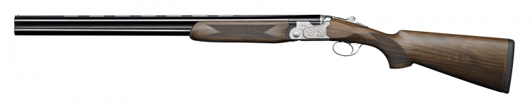 Left side view of the Beretta 690 Field I shotgun