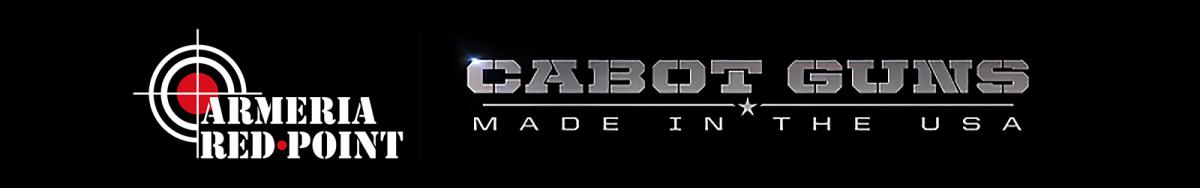 Cabot Guns 'The Icon', capolavoro minimalista