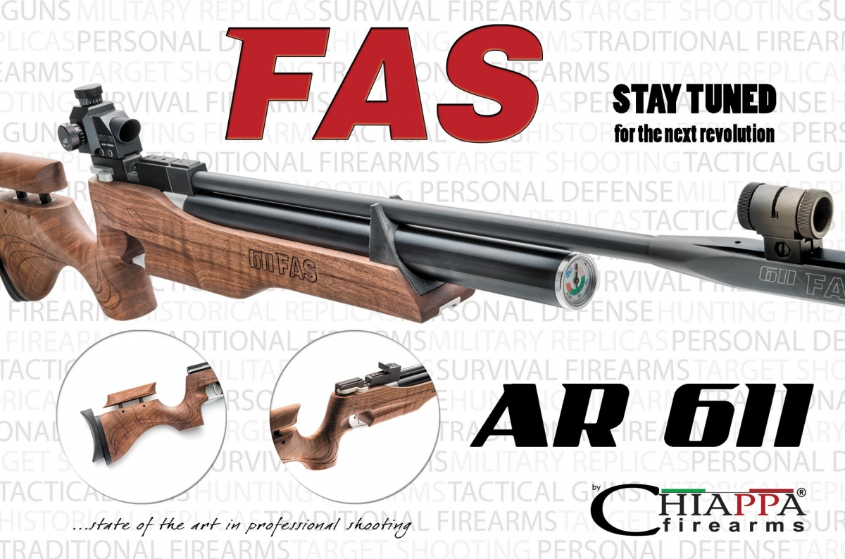VIDEO: Chiappa Firearms - carabina FAS AR611