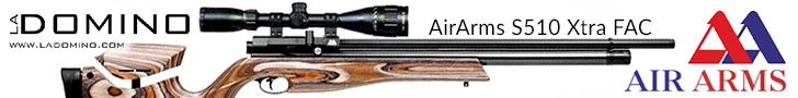 Air Arms S510 Xtra FAC Ultimate Sporter