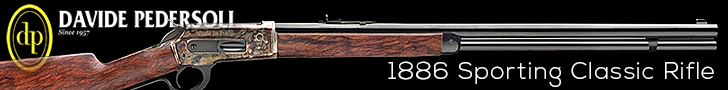 Video: Fucile a leva Pedersoli 1886 Sporting Classic Rifle