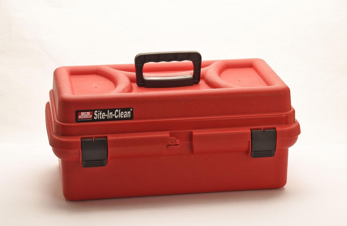 Il contenitore: è tutto lì dentro, pronto all'uso