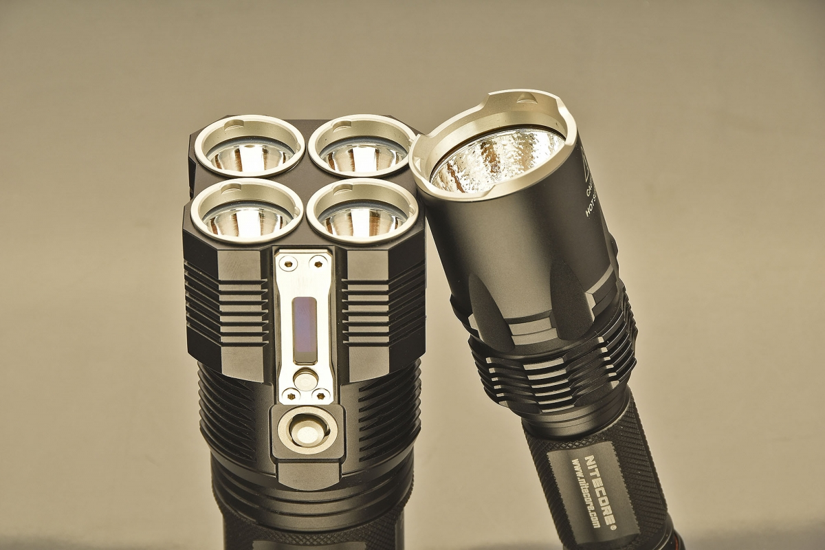 Nitecore TM03 CRI and TM28: the new Tiny Monsters