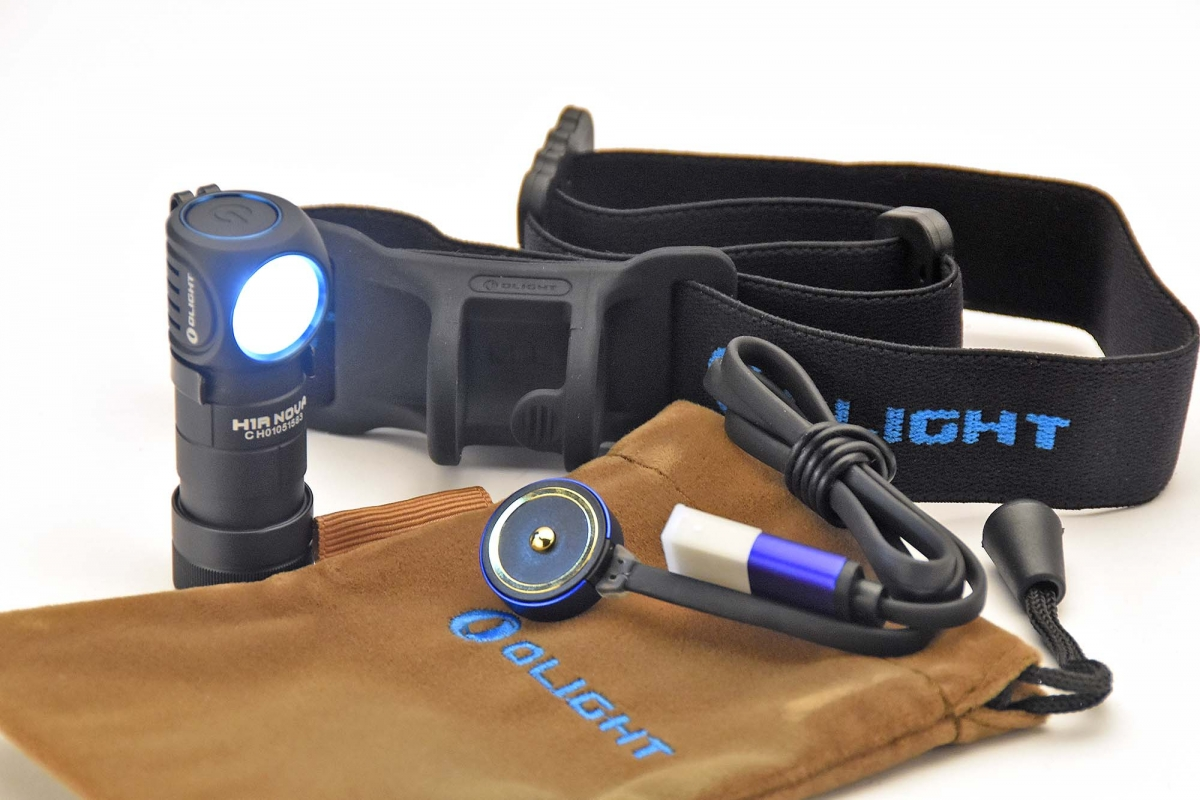 Olight's new H1R Nova: an all-rounder, ultra-compact flashlight
