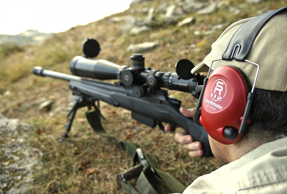 The SmartReloader earmuffs are good priced and effective all-around products