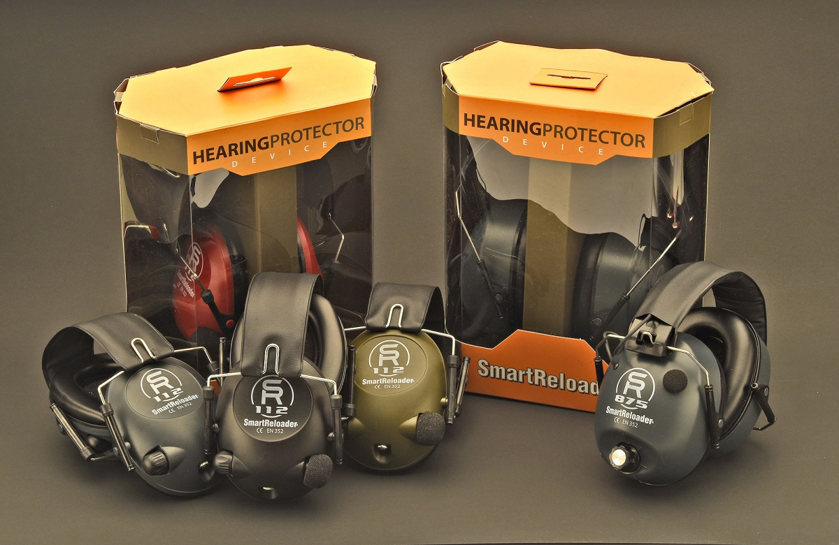 The SmartReloader earmuffs can be ordered online at a have a very good quality-price ratio