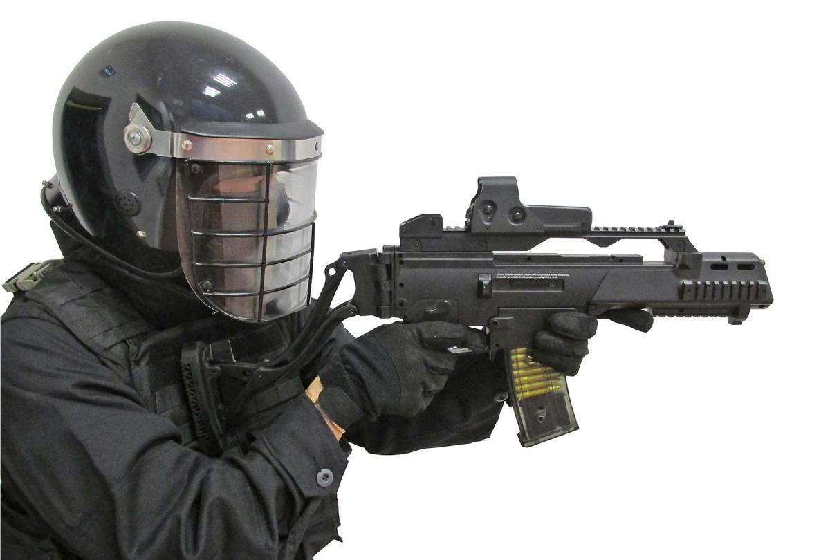 BCB International new versatile rifle stock
