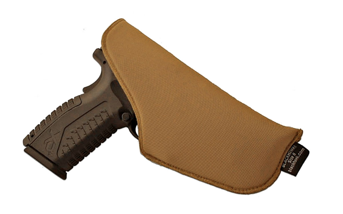 The New TecGrip IWB pistol holster from BLACKHAWK!