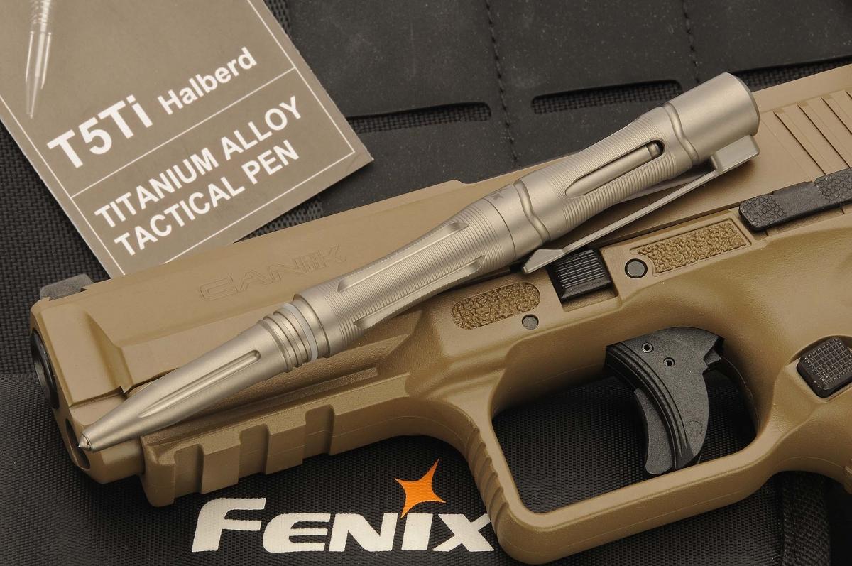 Fenix T5Ti Tactical Pen