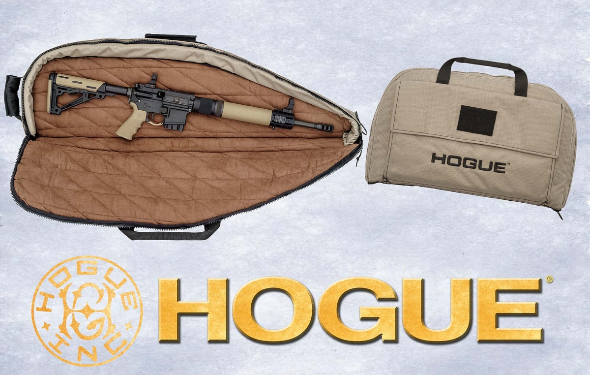 Hogue expands its line of pistol and rifle bags with the launch of FDE color versions
