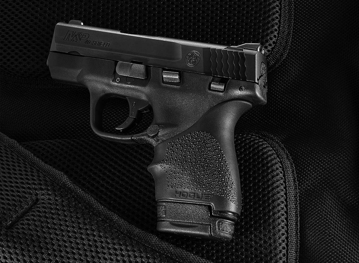Hogue introduces the HandALL Beavertail grip sleeves for subcompact pistols