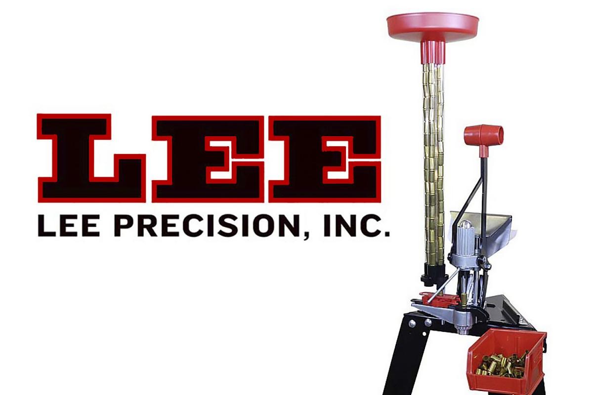 Lee Precision ACP, nuova pressa da ricarica