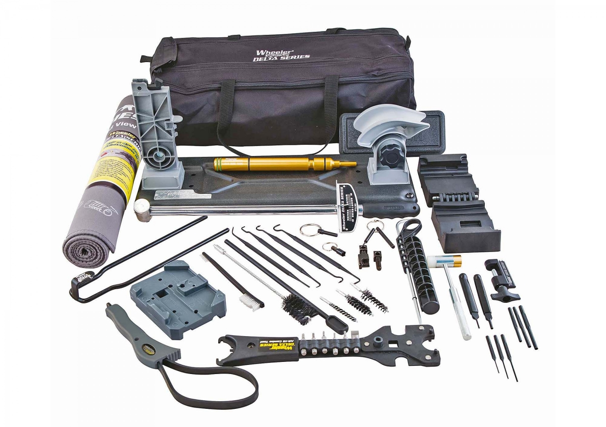 Wheeler Ar Armorers Professional Kit Gunsweek Com