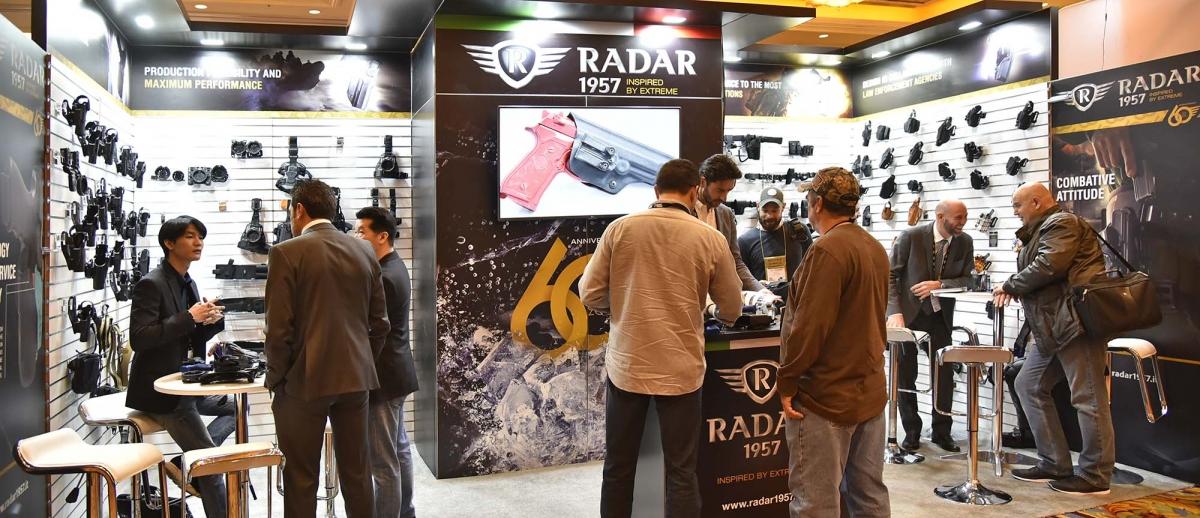 Radar 1957: le novità allo Shot Show