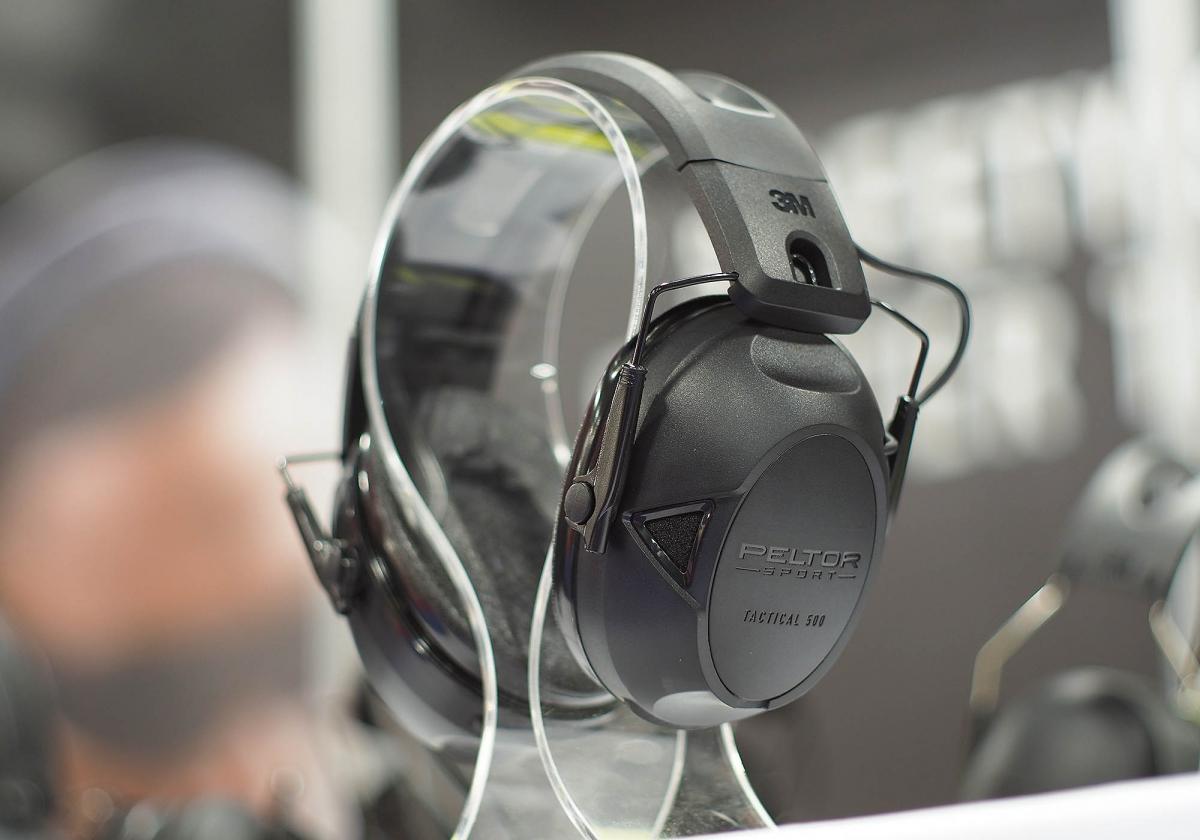 Cuffie elettroniche 3M PELTOR Sport Tactical 500