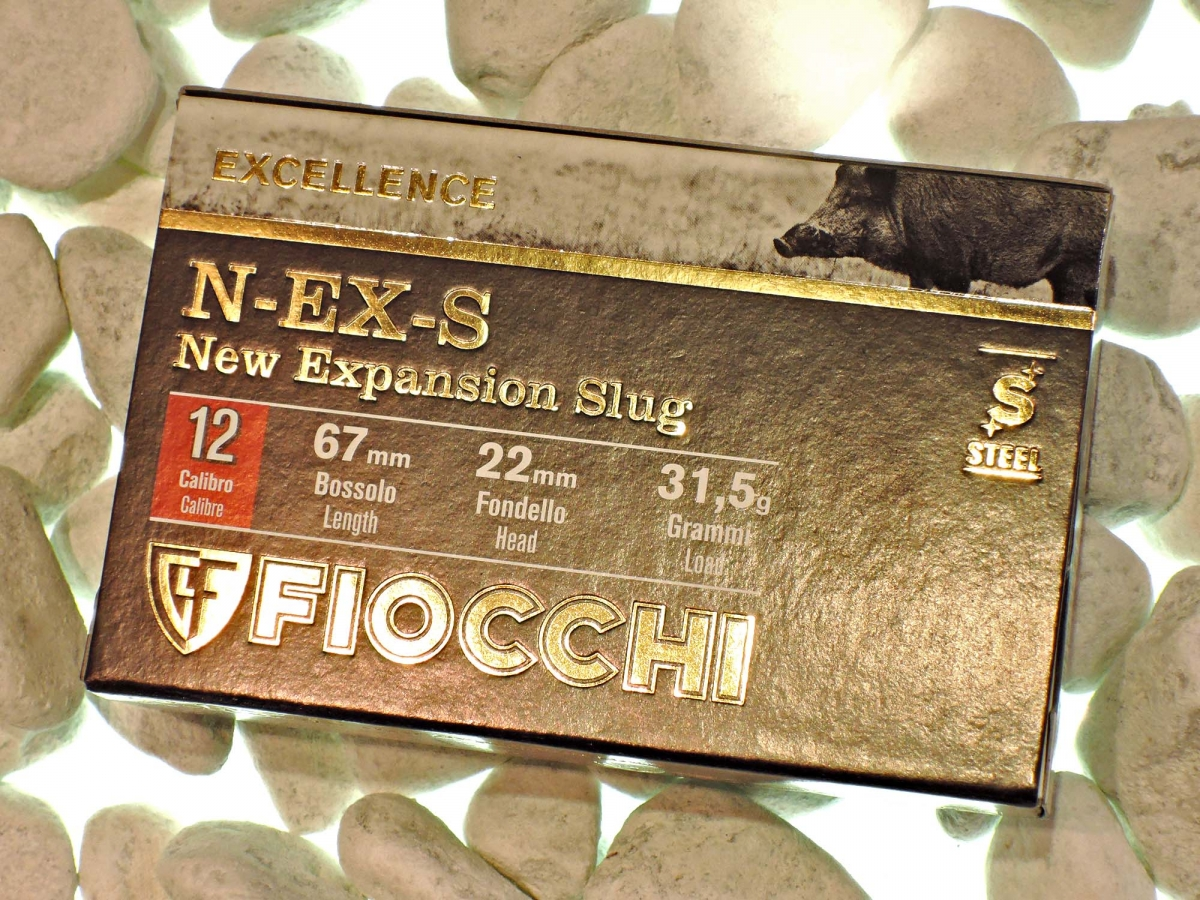 Fiocchi Ammunition Excellence hunting cartridges