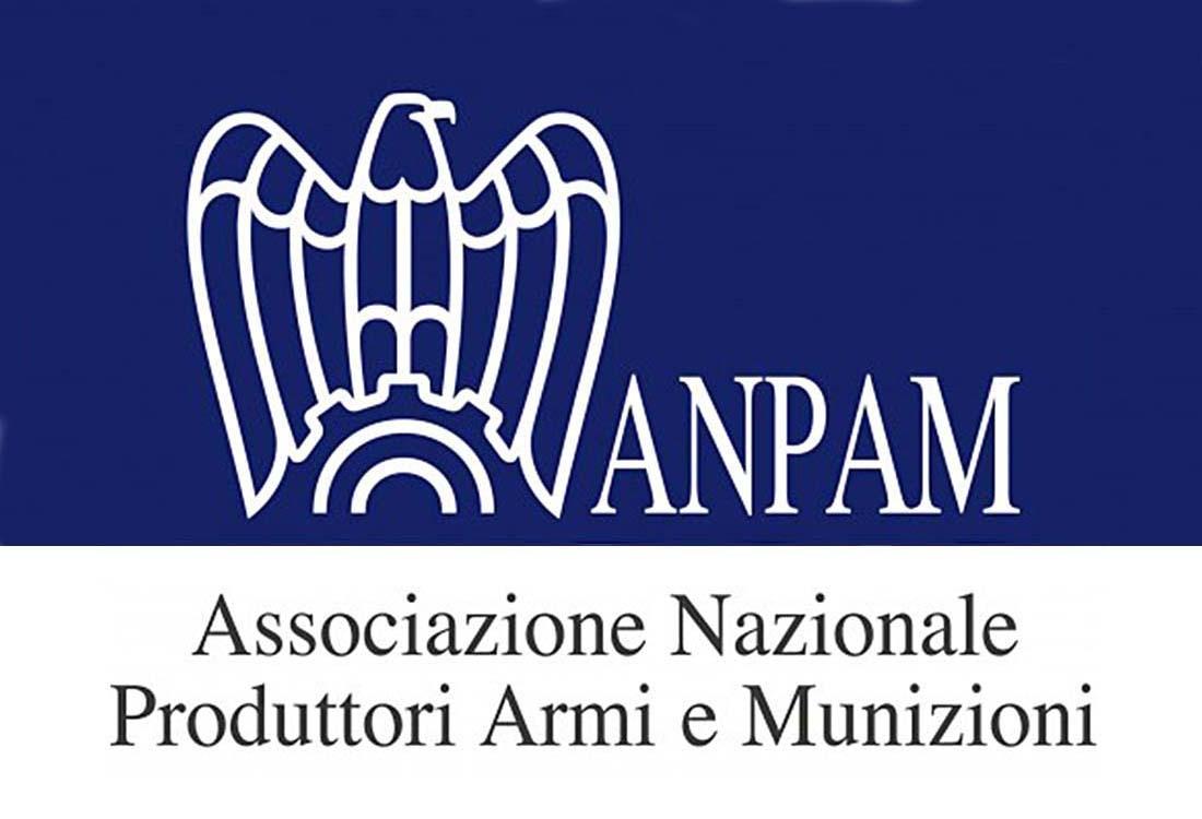 Logo ANPAM - Associazione Nazionale Produttori Armi e Munizioni