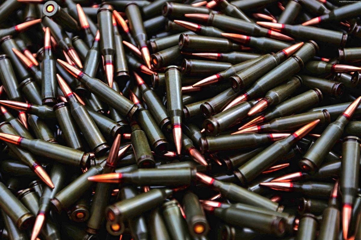 Anche se non c'è obbligo di denuncia di munizioni acquistate e sparate nell'arco delle 72 ore, ciò non incide sui limiti massimi di detenzione