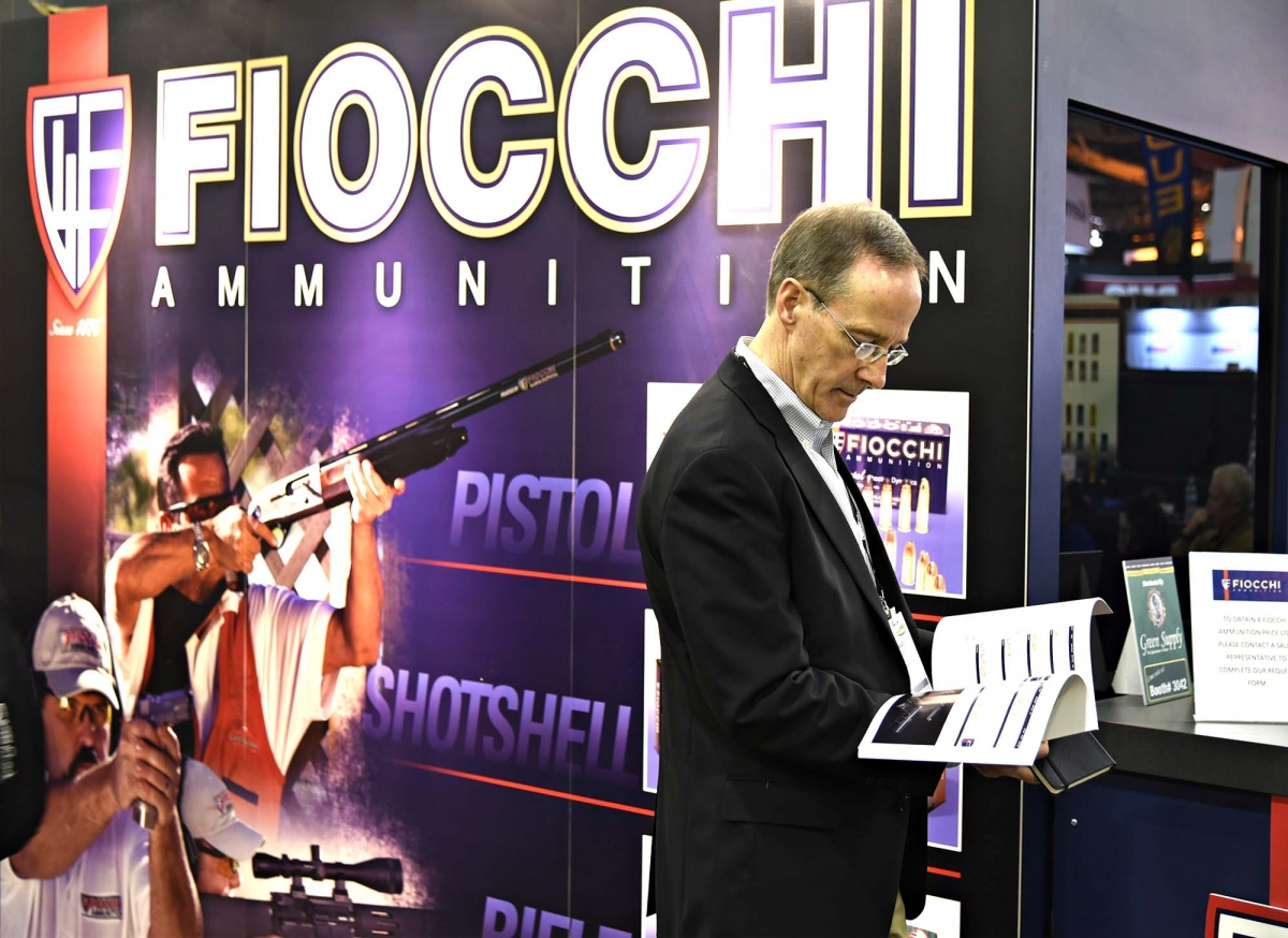 Fiocchi of America new 2016 140th Anniversary Catalog