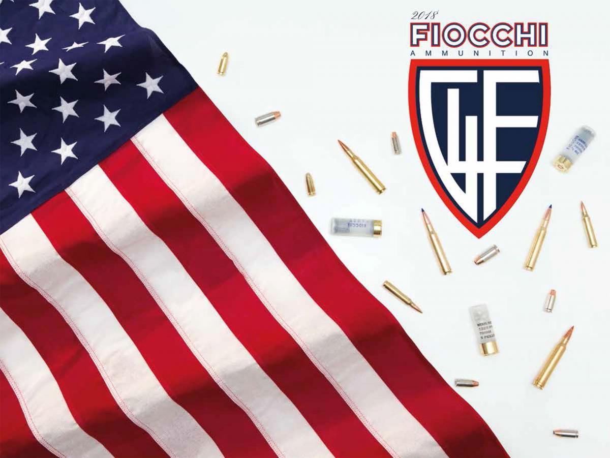 Fiocchi Range Dynamics Ammunition