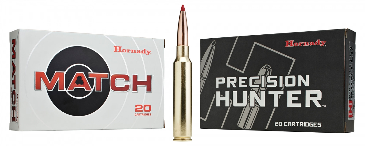 Nuove munizioni Hornady 300 PRC Match e Precision Hunter