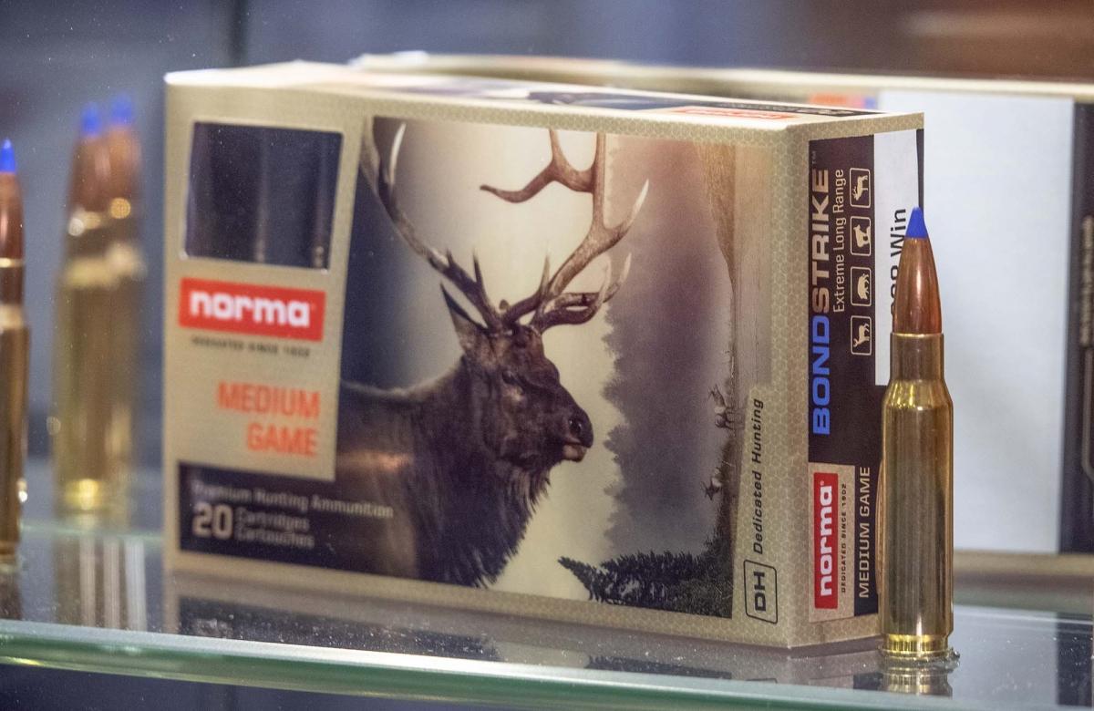 Munizioni Norma BONDSTRIKE Extreme per la caccia a lunga distanza