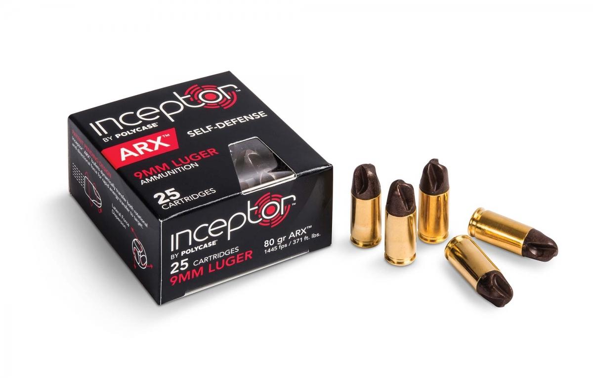Polycase Ammunition Inceptor ARX