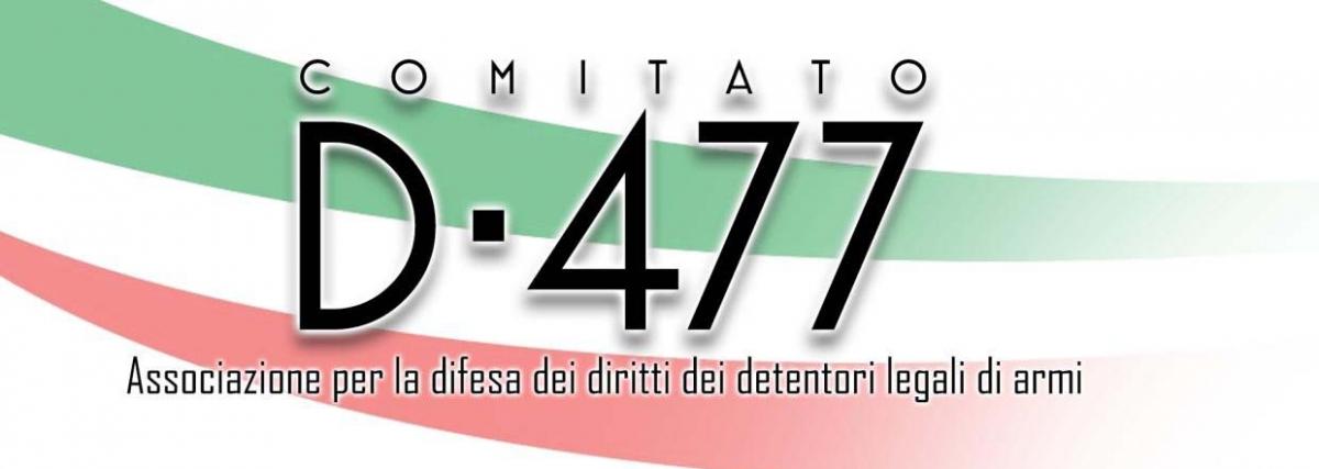 L'unità della comunità italiana dei tiratori sportivi, dei cacciatori, dei collezionisti e dei possessori d'armi attorno ad una realtà forte come il Comitato Direttiva 477 è fondamentale per la salvaguardia dei nostri diritti per generazioni a venire!