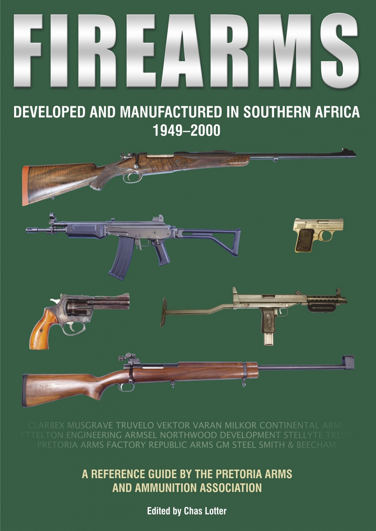 This book is definitely a must-have for the discerning gun enthusiast and expert, for gun collectors, and historians!