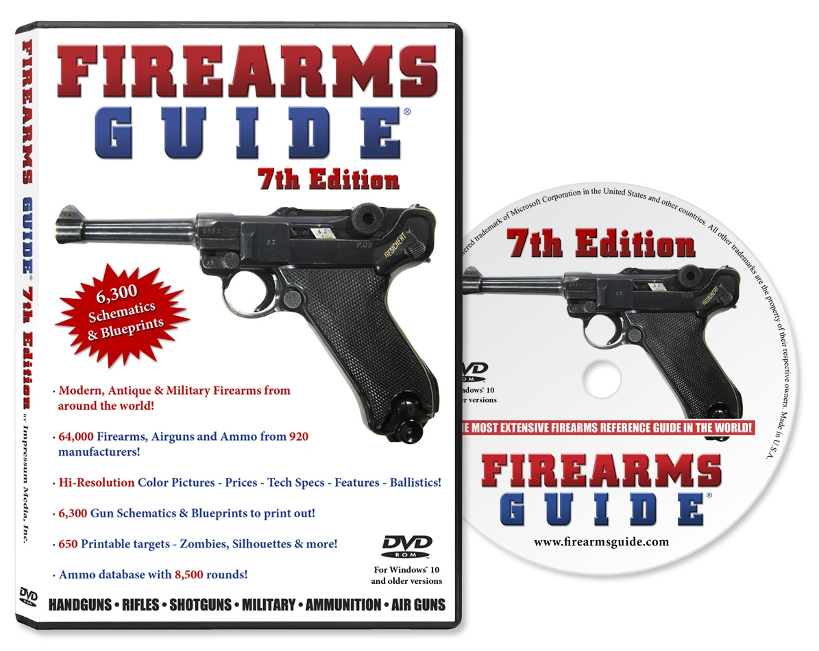 Are you looking for a Christmas present for your gun-loving friend or relative? Look no further!