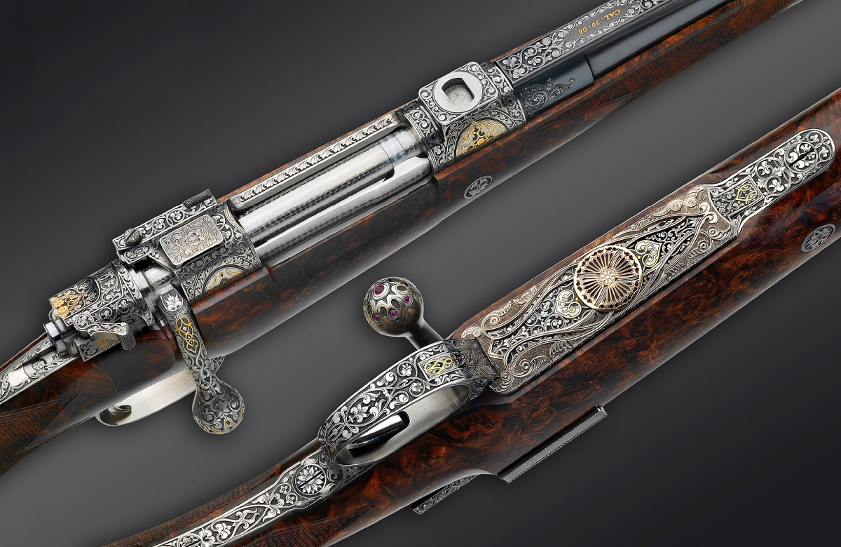 Details of a truly astonishing recent rifle from Johann Fanzoj
