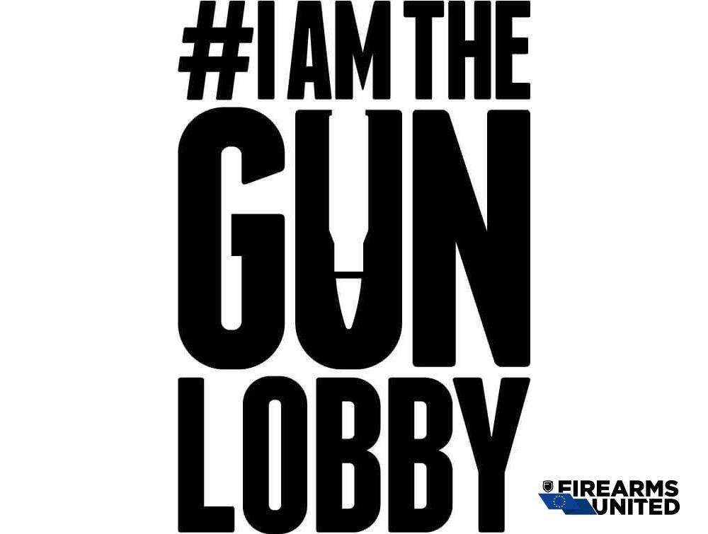 """Tutti noi siamo la """"lobby delle armi""""! Possono demonizzarci ma non possono fermarci!"""