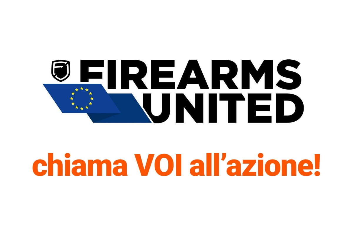 Firearms United: ACT TOGETHER, FEEL FREE AND MAKE CHANGES