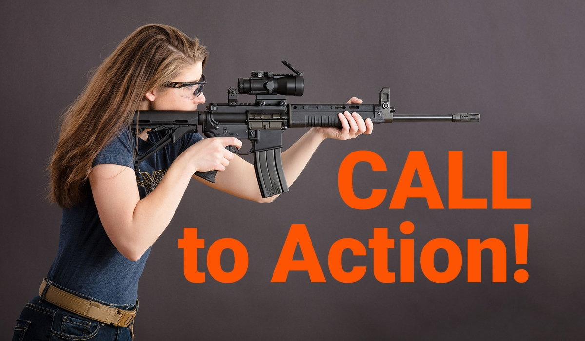 Following some sudden and disturbing developments, the Firearms United network issues a new call to action