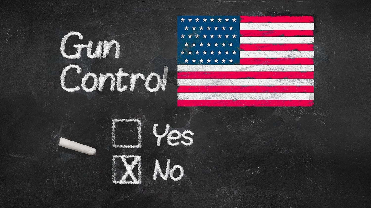 It's clear how the vast majority of US citizens flat-out rejects the gun control plans of the Biden Administration