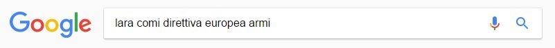 A volte, per sapere come stanno le cose, basta una semplice ricerca su Google, utilizzando le parole giuste.