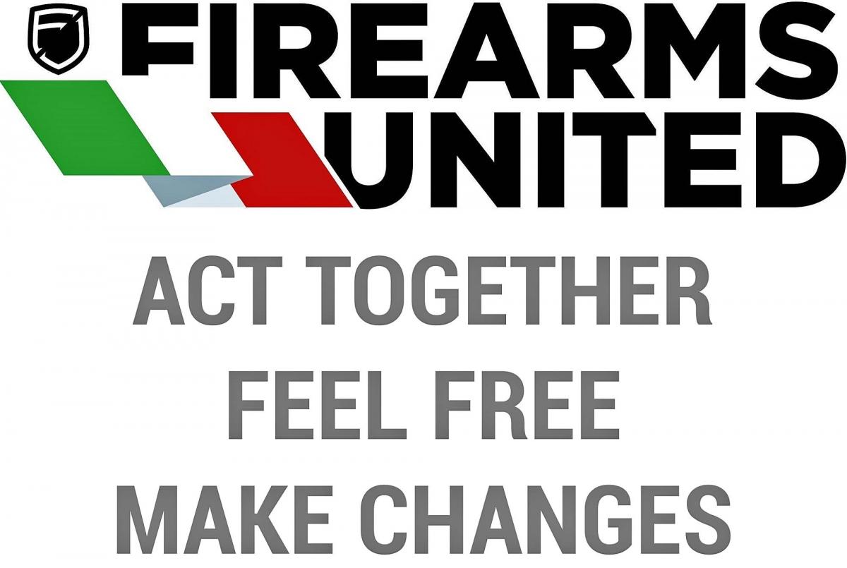 Sostenete il Comitato Direttiva 477 – facente parte della rete di Firearms United – per far valere i vostri diritti contro gli attacchi dei disarmisti di Roma e Bruxelles!