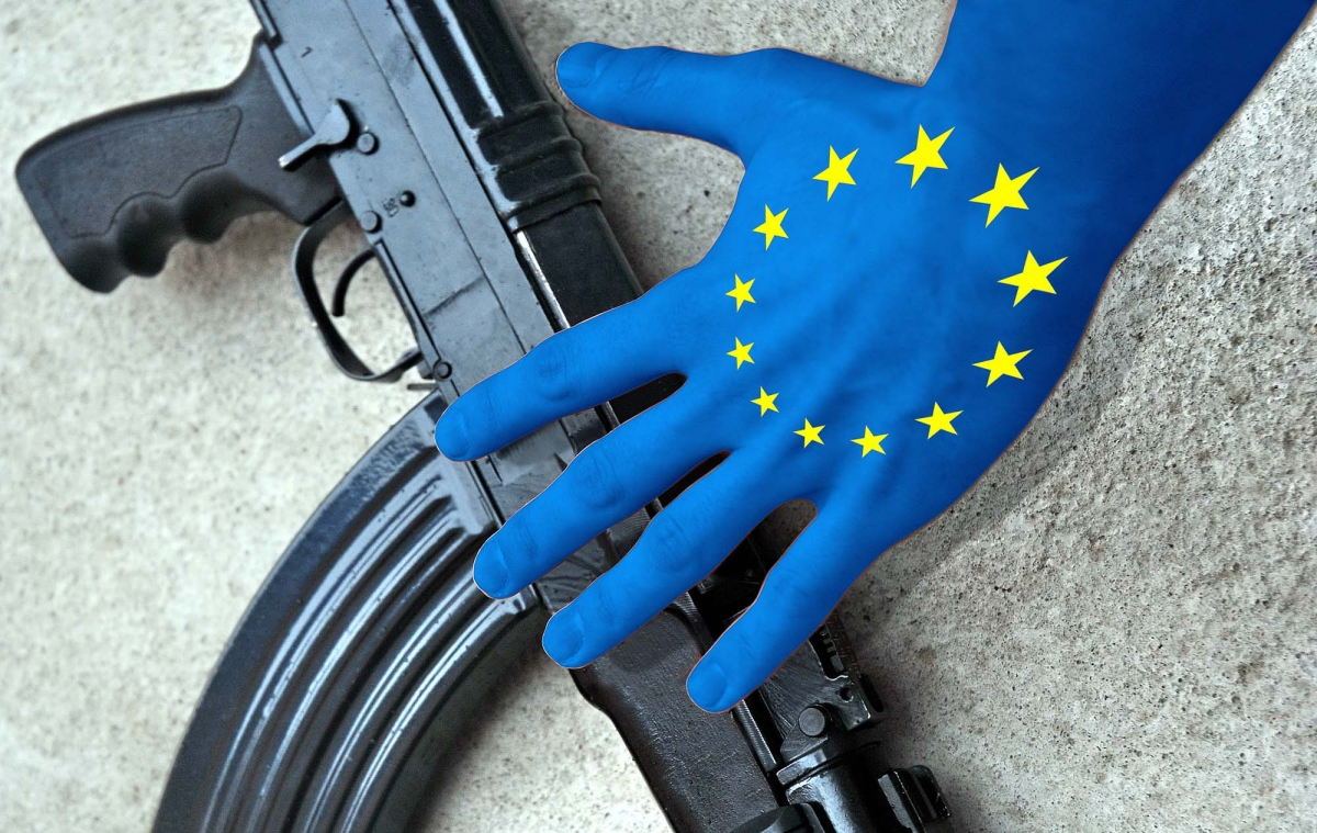 Not all European citizens are created equal: apparently, gun owners have less rights
