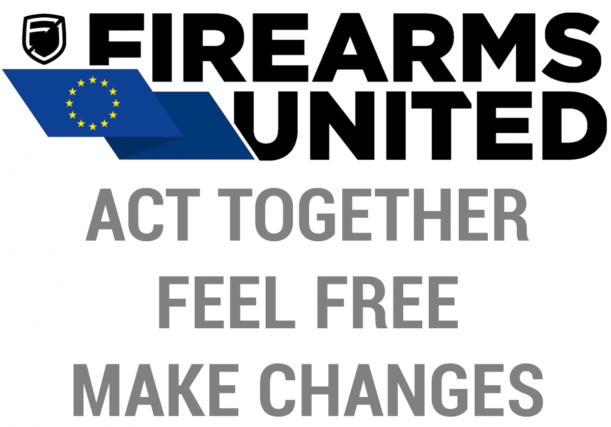 Firearms United is the only international network currently engaged in protecting the rights of law-abiding gun owners all through Europe! What are YOU doing to support their activities?