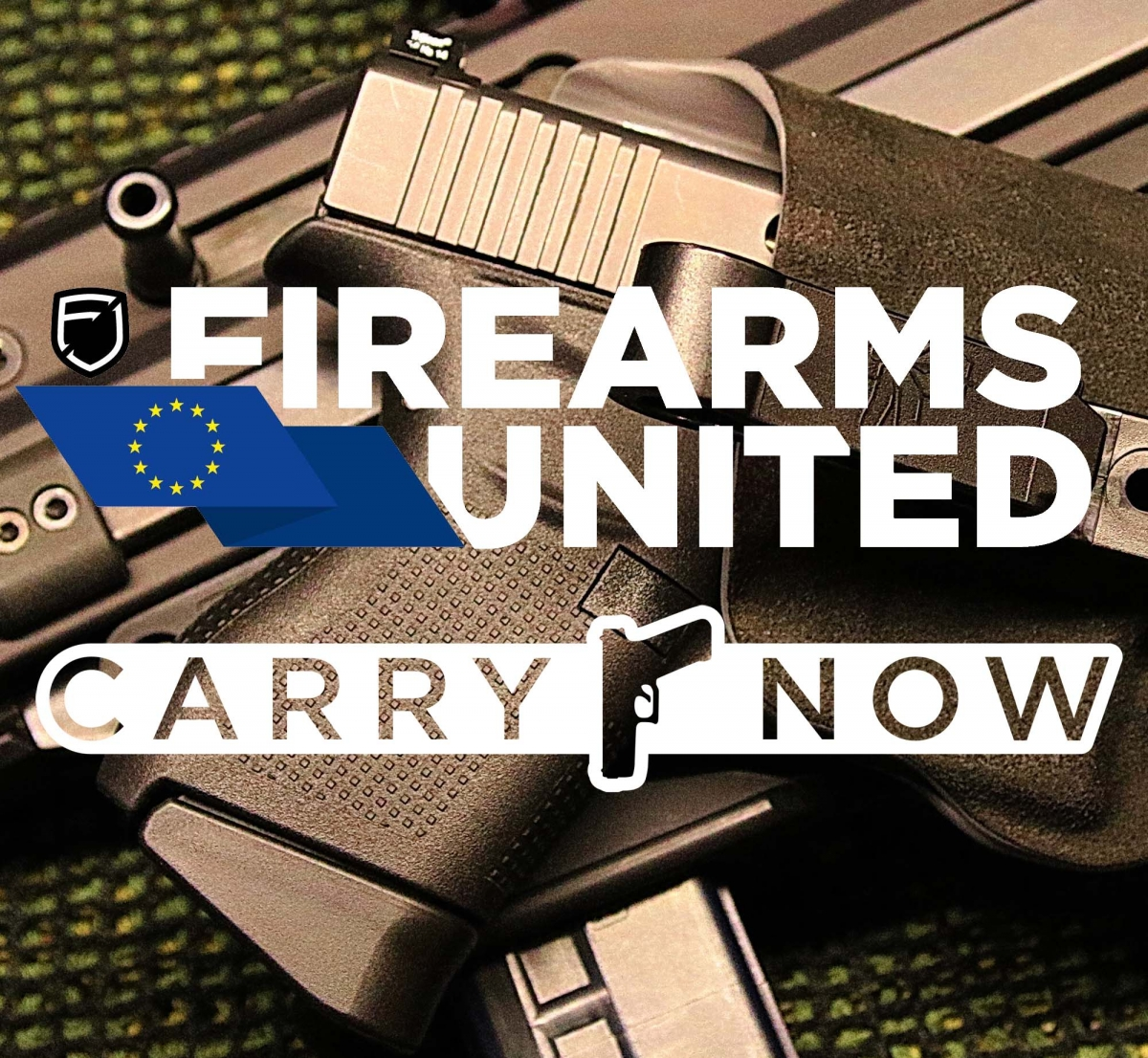 CarryNow.eu is a Firearms United initiative