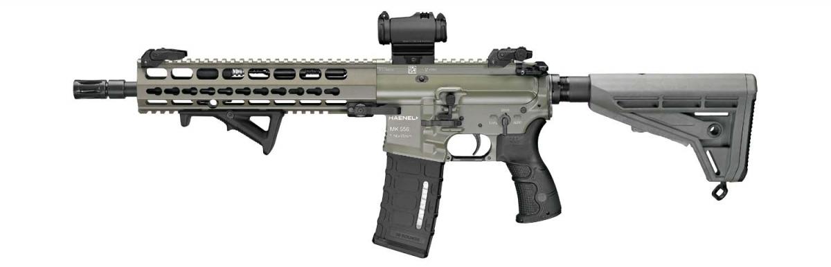 Un altro Paese passa alla piattaforma AR: la Germania pare indirizzata verso l'adozione dello Haenel MK 556 in sostituzione del G36 di Heckler & Koch