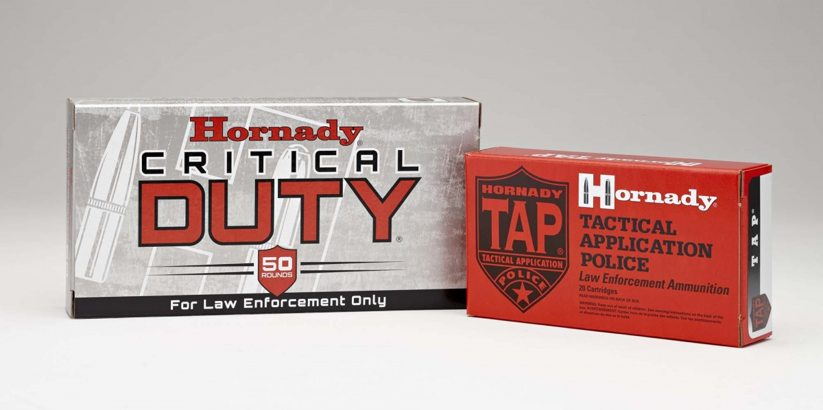 Law enforcement agencies in the State of New York will have to do without Hornady ammunition!
