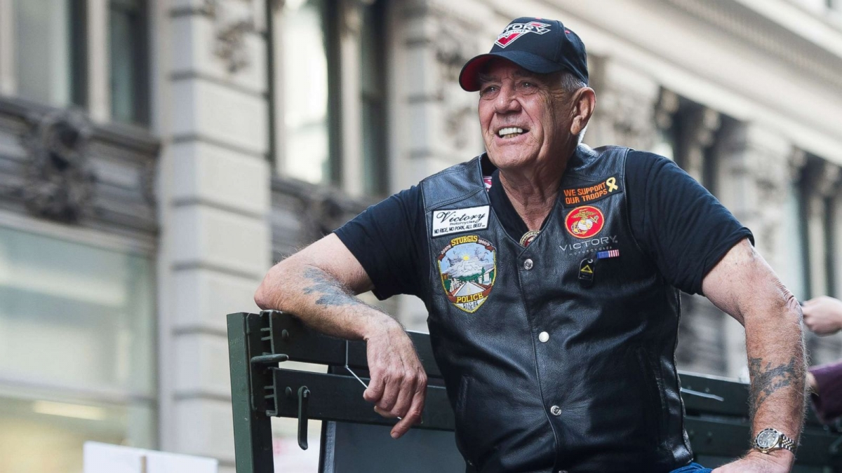 Ronald Lee Ermey, 1944 - 2018