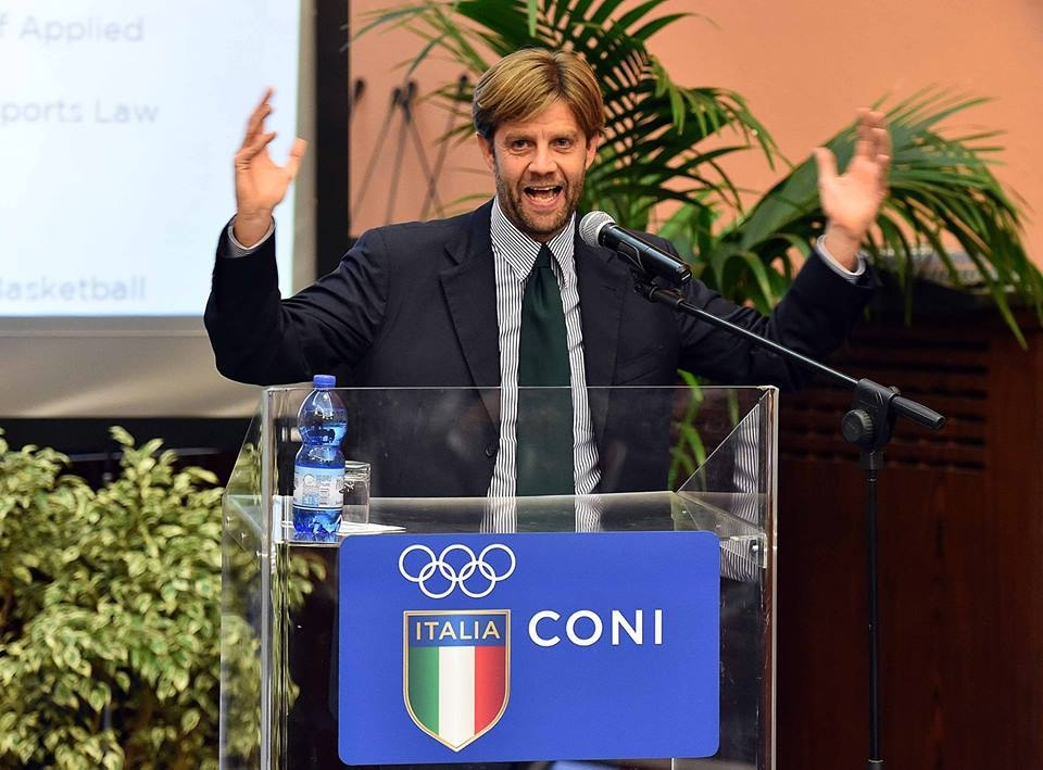 Francesco Soro, 47 anni: sarà lui il Commissario Straordinario che traghetterà l'UITS verso nuove elezioni federali
