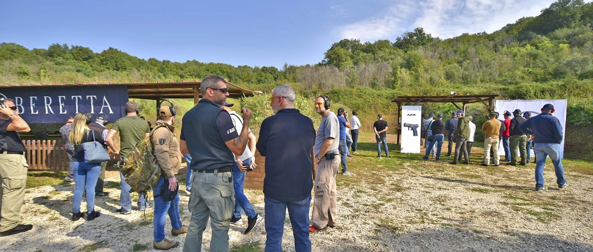 Beretta Exclusive Shooting Day 2018 a Roma