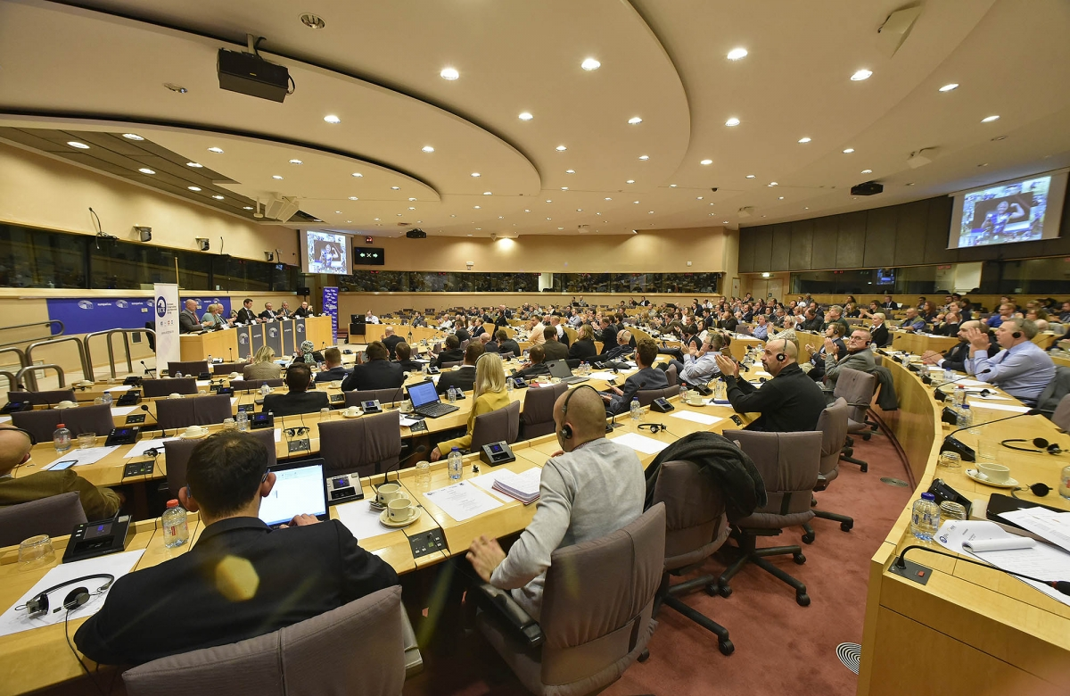 VIDEO: Firearms United - Firearms Directive Reform Conference