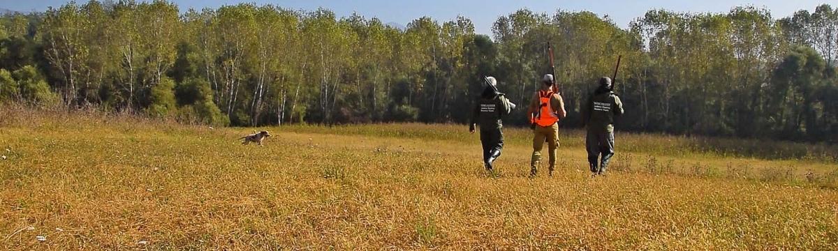 Fondazione UNA: il cacciatore paladino dell'ambiente
