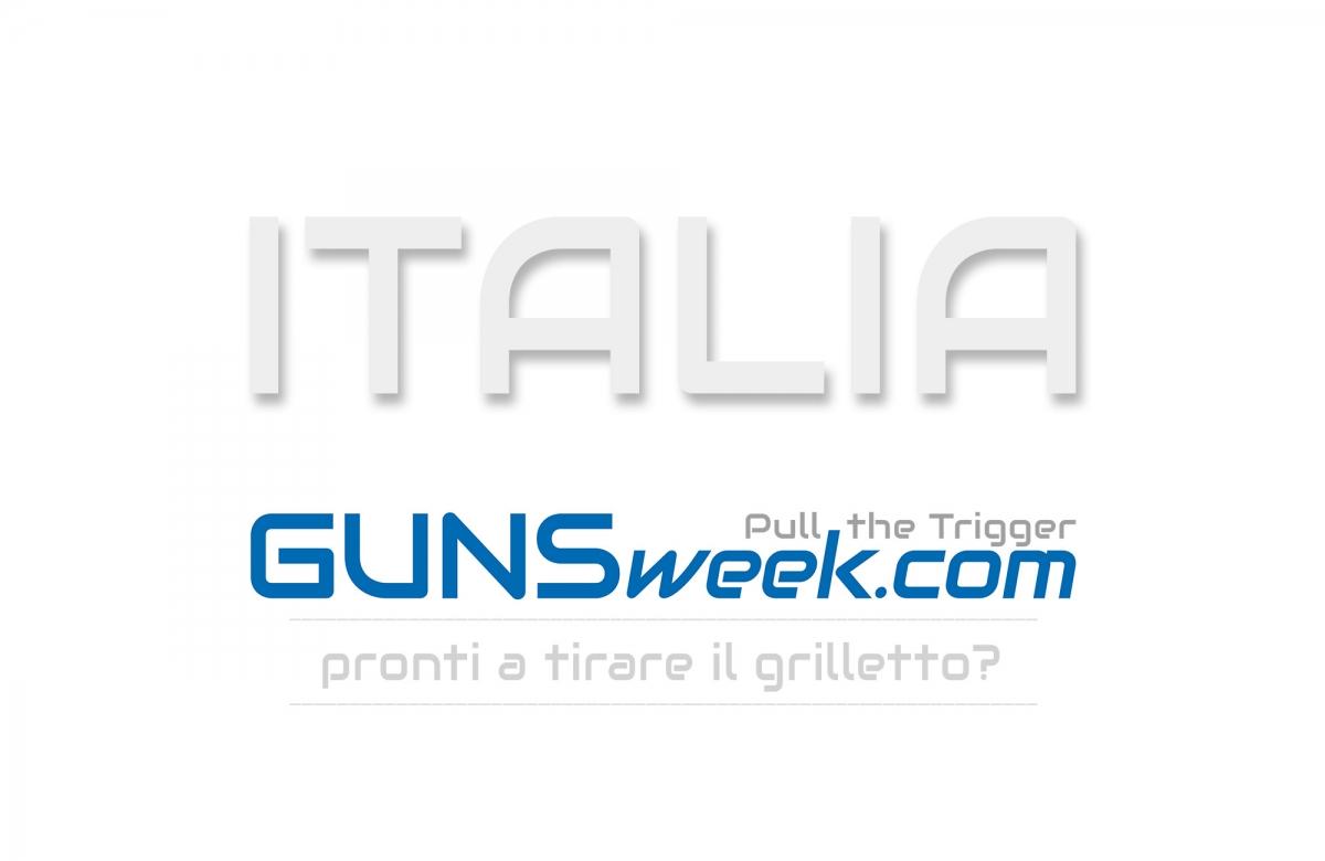 Nasce GUNSweek.com Italia!