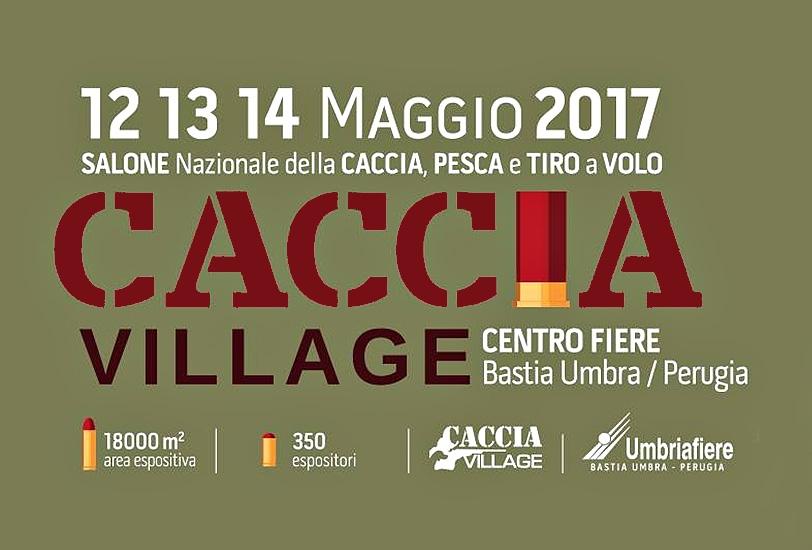 Caccia Village 2017 al via