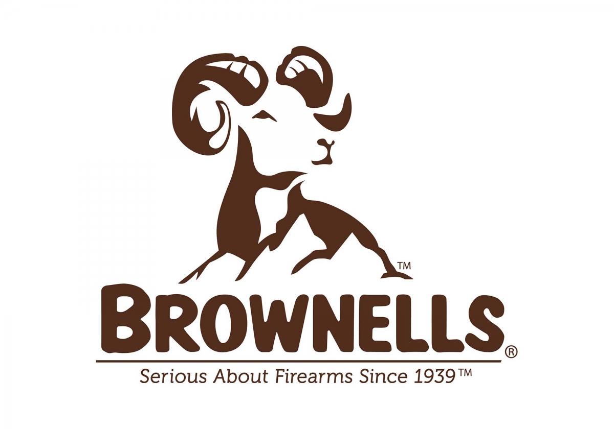 Il logo Brownells